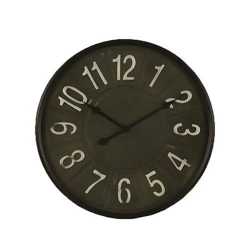 Ρολόι τοίχου 'Cinder'
