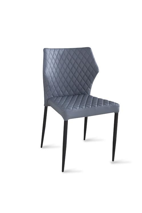 Καρέκλα Angolo γκρι