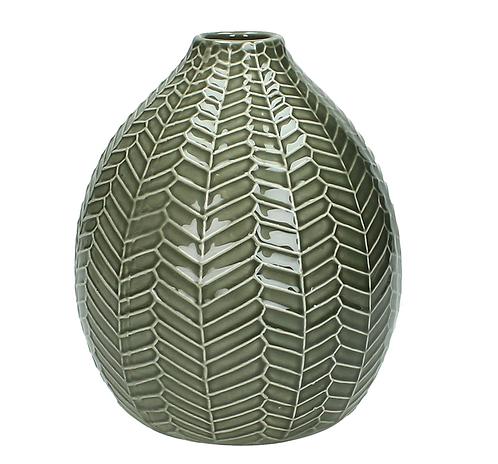 Κεραμικό διακοσμητικό βάζο (μεγάλο)