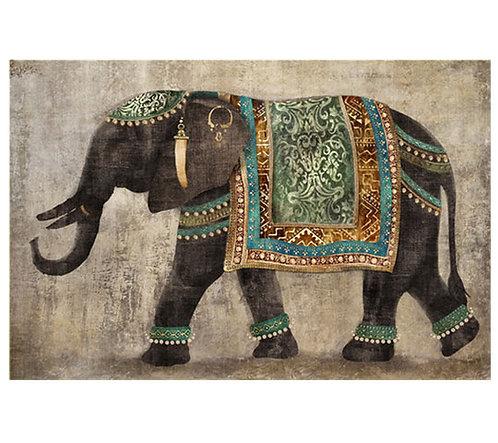 Διακοσμητικός πίνακας 'Ελέφαντας' 60x90