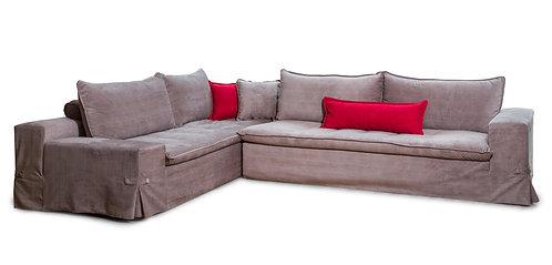 """Καναπές γωνία """"Daniela"""""""