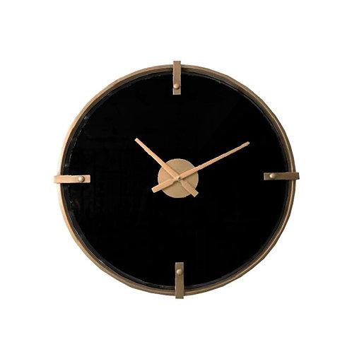 Ρολόι τοίχου 'Glass'