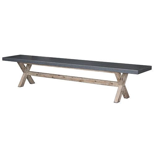Παγκάκι 'Cement Bench' 220x40