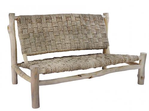 Καναπές 2θέσιος Cross weave