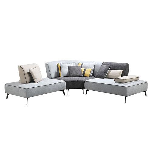 Καναπές γωνία New York 262x184