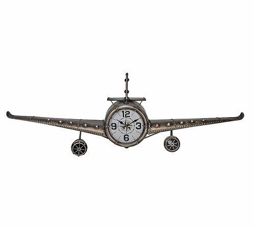 Ρολόι τοίχου 'Αεροπλάνο'