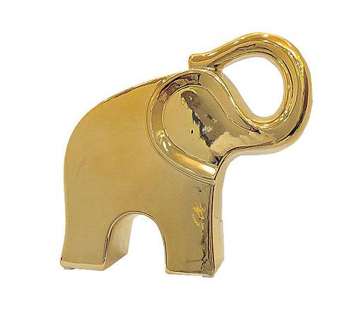 Κεραμικός διακοσμητικός ελέφαντας (μεγάλο)