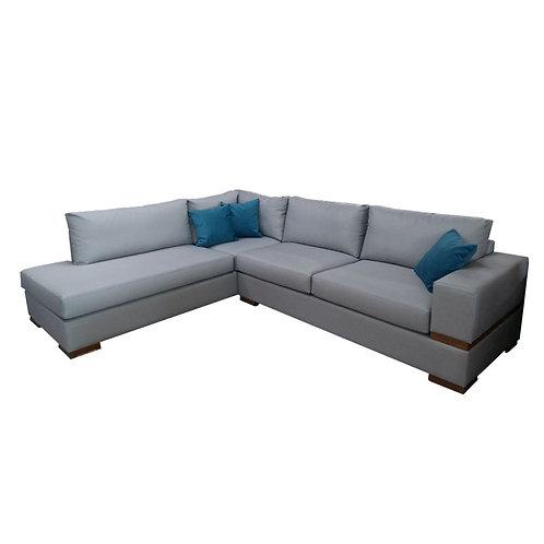"""Καναπές γωνία """"Asia"""""""