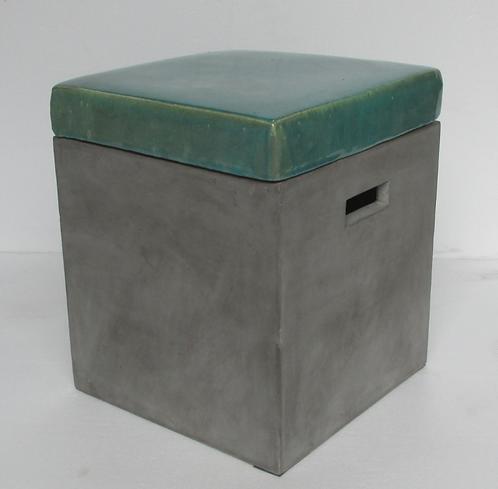Σκαμπό Concrete