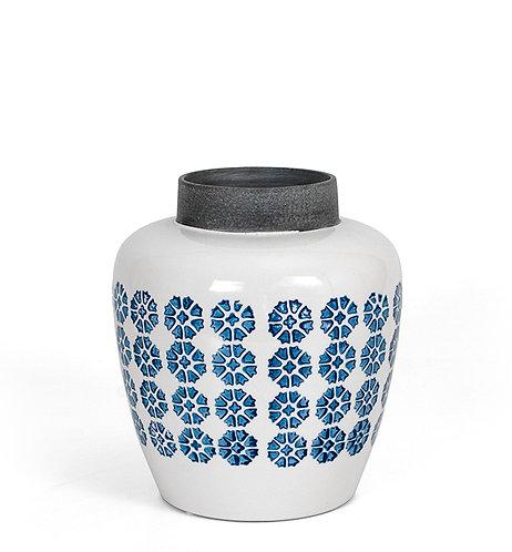 Κεραμικό διακοσμητικό βάζο