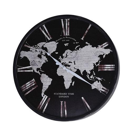 Ρολόι τοίχου 'Global'