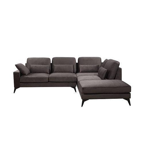 Καναπές γωνία Mondo 260x200