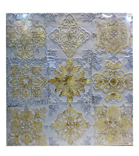 Διακοσμητικός Πίνακας 100x100 Κωδ. 3341