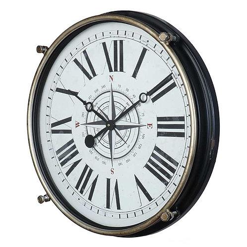 Μεταλλικό ρολόι (μεγάλο)