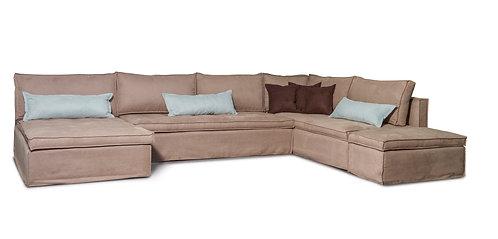 """Καναπές γωνία """"Patmos"""""""