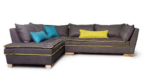 """Καναπές γωνία """"Liberta"""""""