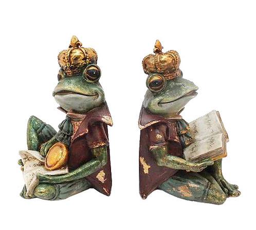 Βιβλιοστάτης Βασιλιάς Βάτραχος