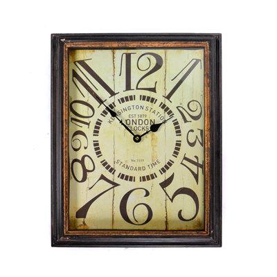 Επιτοίχιο ρολόι