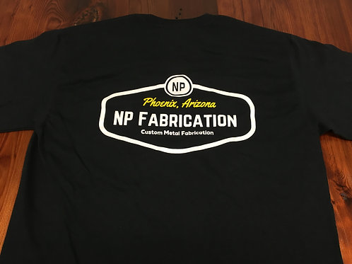 NP Fabrication T-shirt