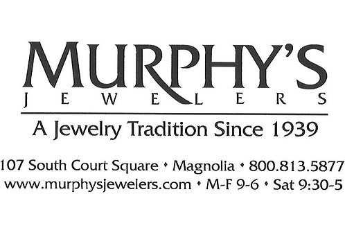 Murphy's Jewelers Gift Certificate