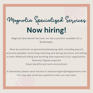 Magnolia Specialized Services