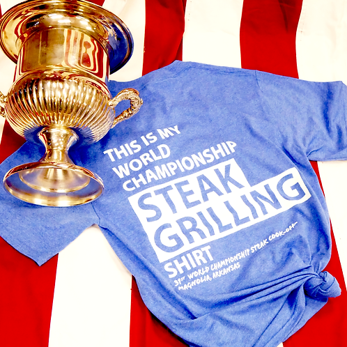World Championship Steak Cook-Off™ T-Shirt