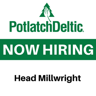 Head Millwright (Hourly)