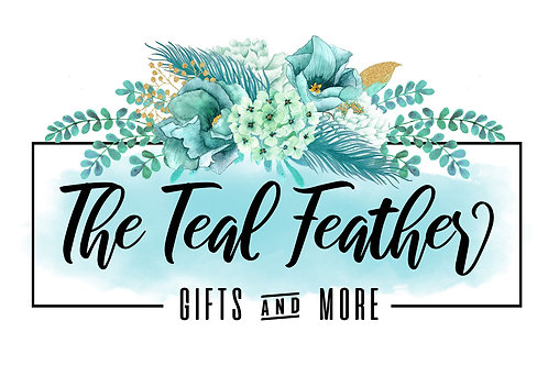 Teal Feather Gift Certificate