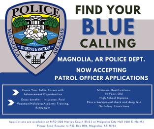 Magnolia Police Department