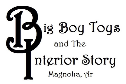 Big Boy Toys and Interior Story Gift Certificate