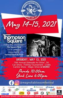Magnolia Blossom Festival™