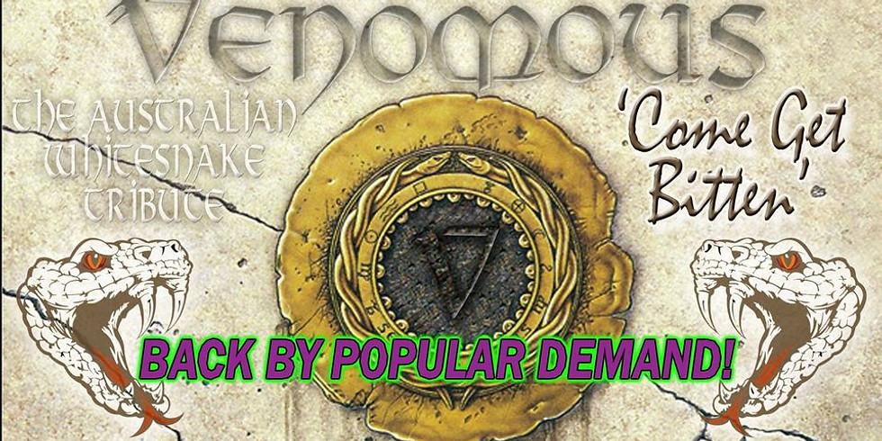 Venomous - The Australian Whitesnake Tribute