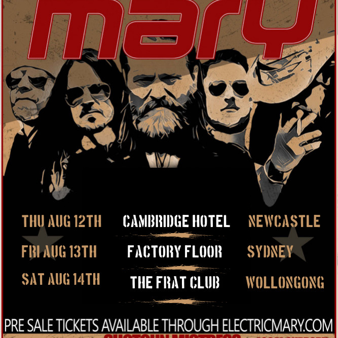 An Evening with Electric Mary