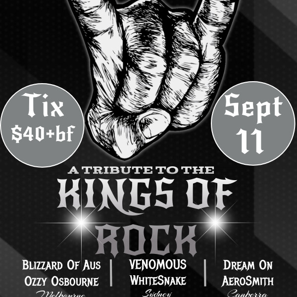 Tribute to the Kings Of Rock