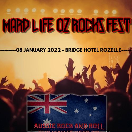 Hard Life Oz Rocks Fest 2022