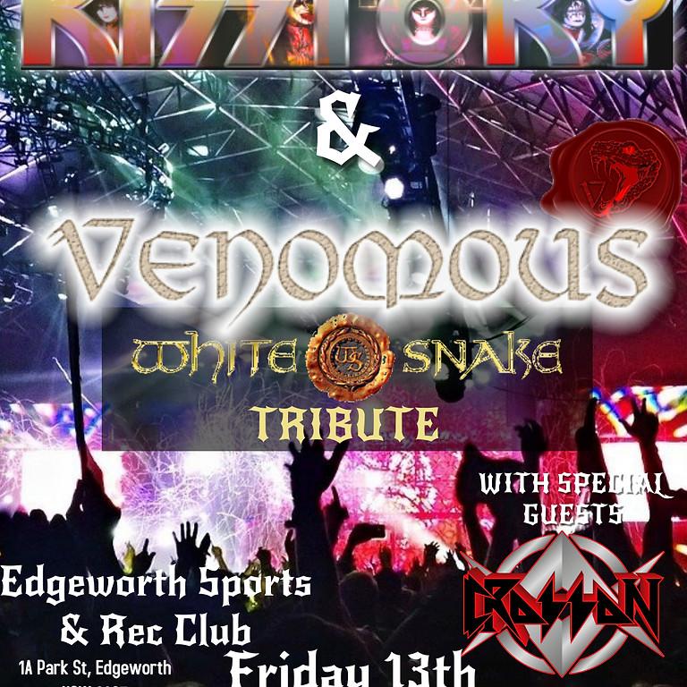 KISStory with Venomous & Crosson