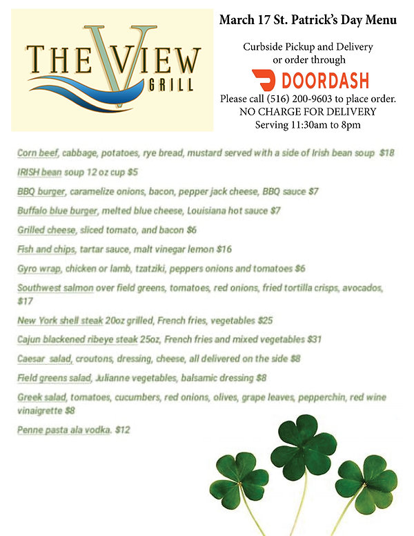 View Grill St. Patrick's Day Menu.jpg