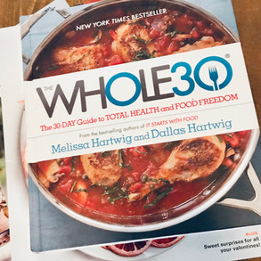 Blog Hop: A Busy Mom's Guide to Whole 30: How to Thrive, Not Just Survive