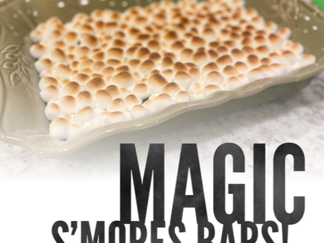 S'Mores in a Whole New Way: Dairy, Egg and Nut-Free!