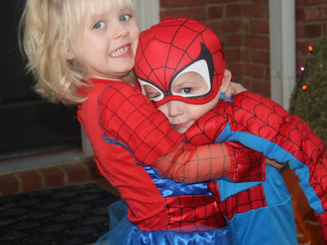 Embracing Your Spidey-Sense: Yes, Food Allergy Parents, You Have One!
