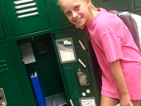 Blog Hop: Middle School, Here We Come: Getting Ready for the Big Leap!