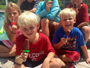 Cool Off With An Allergy-Safe Popsicle... That Is Healthy, Too!