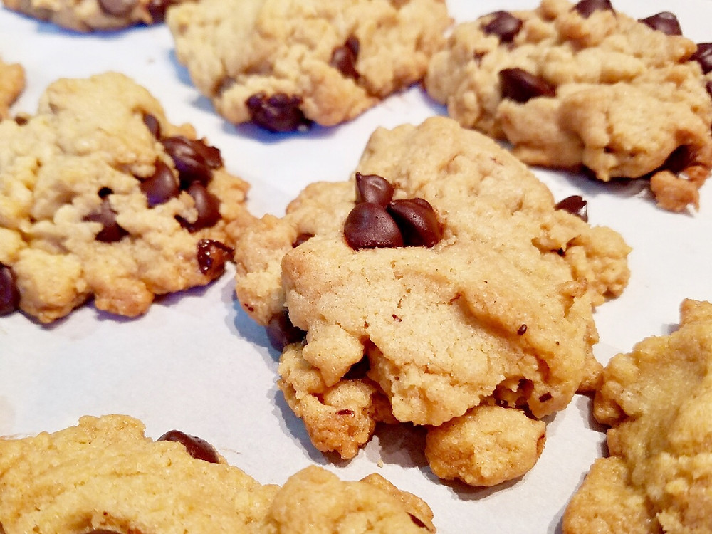 Dairy, Egg and Nut-Free Chocolate Chip Cookies