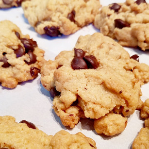 Start a New Back-to-School Tradition: Dairy, Egg and Nut-Free Chocolate Chip Cookies