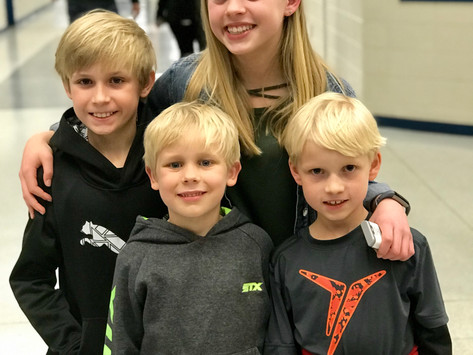 Siblings: The Unsung Heroes of Every Food Allergy Family