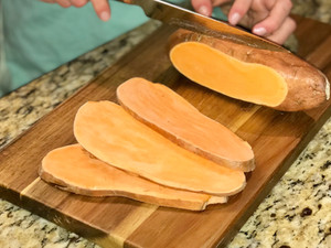 Kick Off the New Year Healthy & Top-8 Free With... Sweet Potato Toast!