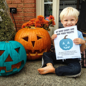 Halloween 101: What's The Deal With All The Teal?