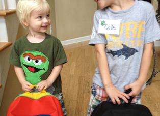 Starting a New School Year with Food Allergies: Preschool