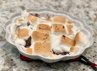 Dairy, Egg & Nut-Free Summer S'more Dip!