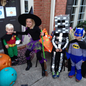Trick-Or-Treating 101: How To Have a SAFE Night of Fun!